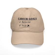 Bartender Career Goals Baseball Cap