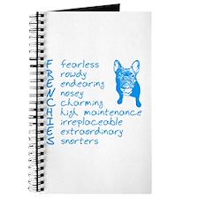 F R E N C H I E S blue Journal
