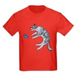 Disc Dog Missed It Kids Dark T-Shirt