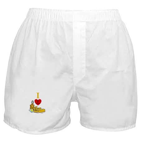 Fish N Chips Boxer Shorts