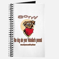 DOG ATE PRESENT Journal