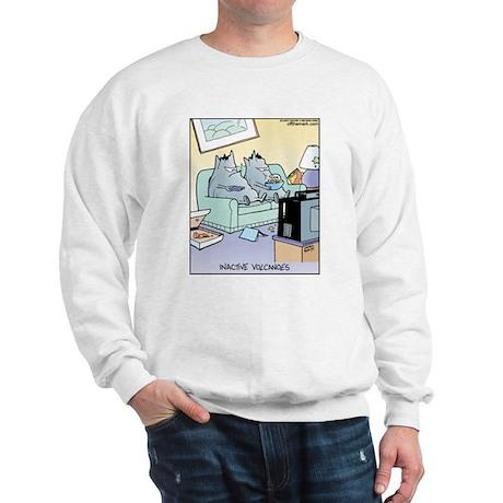 Inactive Volcanoes Sweatshirt