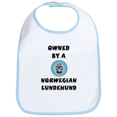 Owned by a Lundehund Bib