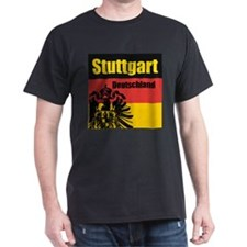Stuttgart Deutschland  T-Shirt