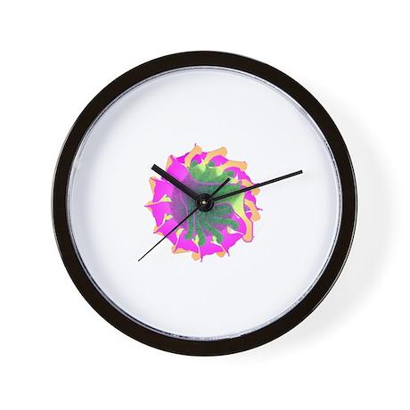 Wall Clock - GP Kaleidoscope