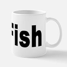 I Love Fish for Fish Lovers Mug
