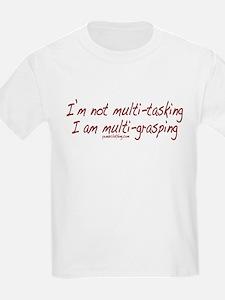 Multi-Grasping T-Shirt