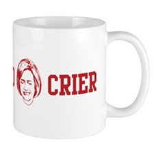 Calculated Crier Mug