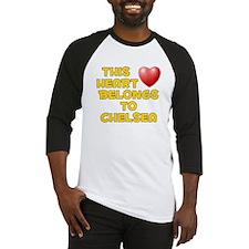 This Heart: Chelsea (D) Baseball Jersey