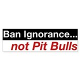 Pit bull Stickers & Flair