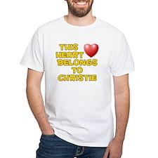This Heart: Christie (D) Shirt