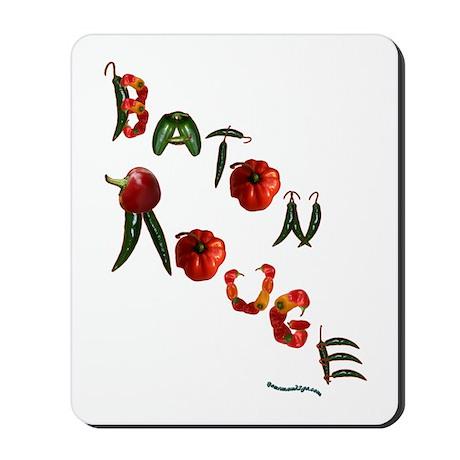 Baton Rouge Mousepad