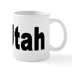 I Love Utah for Utah Lovers Mug
