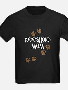Keeshond Mom T