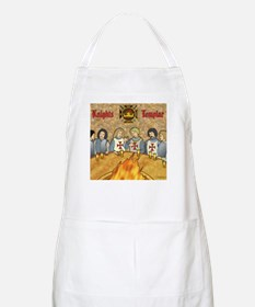 Tales From the Knights Templar BBQ Apron