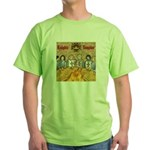 Tales From the Knights Templar Green T-Shirt