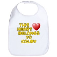 This Heart: Colby (D) Bib