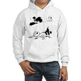 Evil bunny Hooded Sweatshirt
