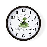Religious Wall Clocks