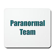 Paranormal Team Mousepad