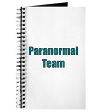 Paranormal Team Journal