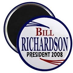 Richardson 2008 Magnet (100 pack)
