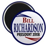 Bill Richardson Magnet (10 pack)