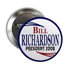 Richardson 2008 Button (10 pack)
