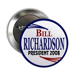 Richardson 2008 Button (10 pack)