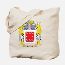 Foss Coat of Arms - Family Crest Tote Bag