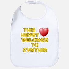 This Heart: Cynthia (D) Bib