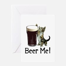 Beer Me! Greeting Card