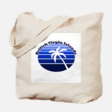 British Virgin Islands Tote Bag