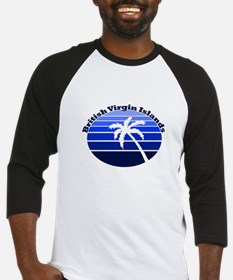 British Virgin Islands Baseball Jersey