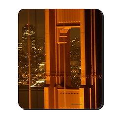 gifts! golden gate bridge mou Mousepad