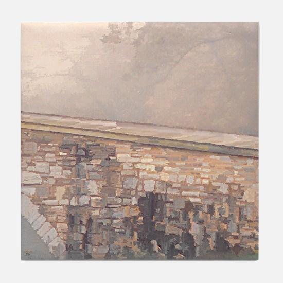 Foggy Morning Tile 17