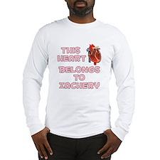 This Heart: Zachery (C) Long Sleeve T-Shirt