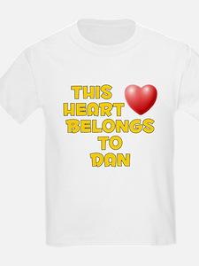 This Heart: Dan (D) T-Shirt