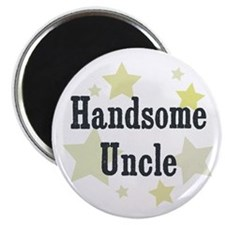 Handsome Uncle Magnet