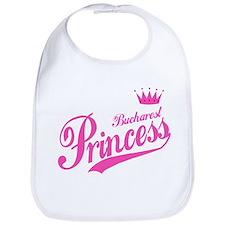 Bucharest Princess Bib