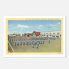 Allan Hancock College of Aero Postcards (Package o