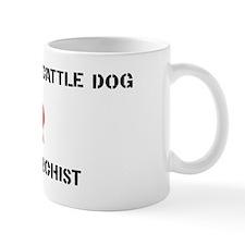 Australian Cattle Dog anarchi Coffee Mug