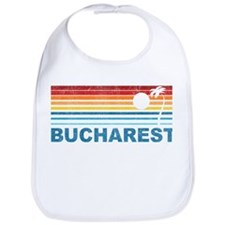 Palm Tree Bucharest Bib