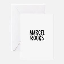 Marcel Rocks Greeting Cards (Pk of 10)