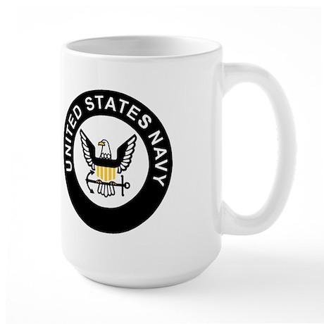 Navy Master Chief <BR>Coffee Mug 3
