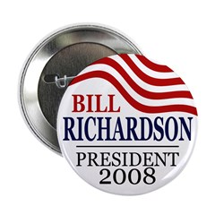 Bill Richardson 2008 (100 Buttons)