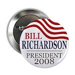 Bill Richardson 2008 (10 buttons)