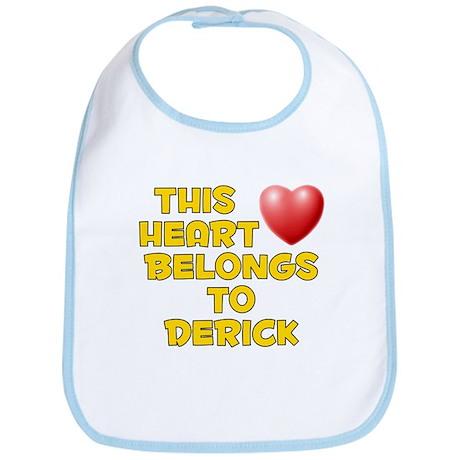 This Heart: Derick (D) Bib