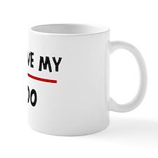 Love My Lhasapoo Mug