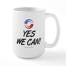 """Yes We Can!"" Mug"